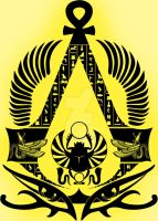 Egyptian Assassin Symbol by MehranPersia