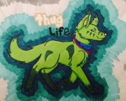 The profile pic for my group by Ukulelewolfeh