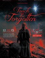 Touch The Forgotten Church Flyer Template by loswl