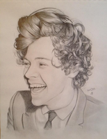 Harry Styles by zazafras