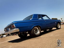 Plymouth Muscle by Swanee3