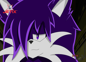 Vincent : Sonic X by Xx-LordVincent-xX