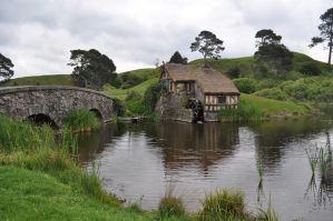 shire in NZ by iRISSIEL