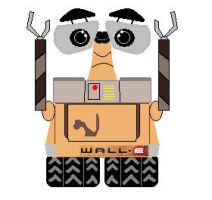 Wall-e by risque99