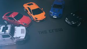 The Crew - Group Play by Binary-Map