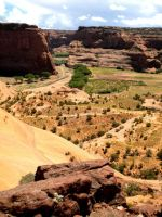 Canyon de Chelley I by kceb14