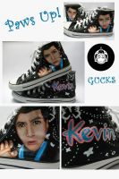 Portrait and Name of Kevin by gucksshoes