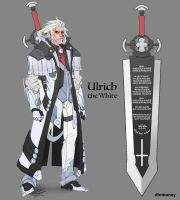 Ulrich the White by dinmoney