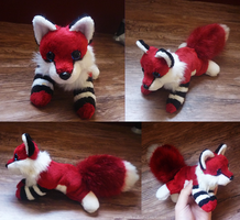 Prize plush: for PanicYoyo by goiku