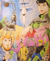 Jonny Quest Old Version by KarToon12