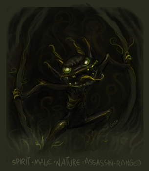 DH - swamp killer spirit by shoze