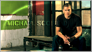michael scofield by Real-SJ