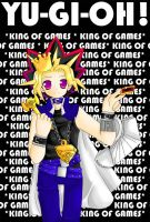 King of Games by akisame