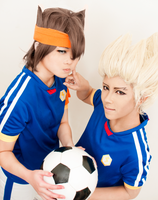 inazuma 11 - poke by lonehorizon