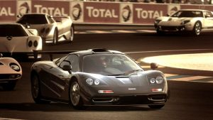 McLaren F1 - Leading the Pack by MercilessOne
