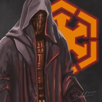 Darth Revan by o0El-Stray0o