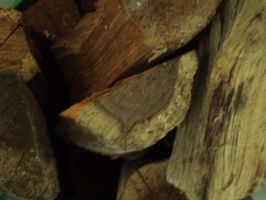 Stacked Wood by irunbarrels-stock