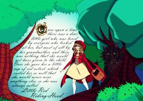 Little Red Riding Hood by EmiCREEP