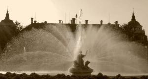 Fountain Royal Palace Vintage by eipar