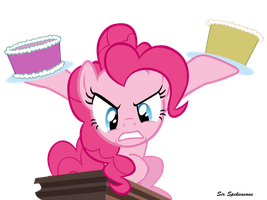 Assaulting Pinkie by SirSpikensons