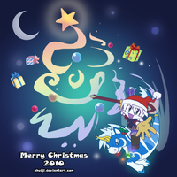 Merry Christmas 2010 by PhuiJL