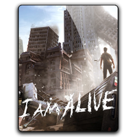 Icon PNG I Am Alive by TheMaverick94
