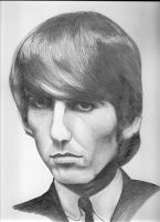George Harrison- The Beatles by Michi1223