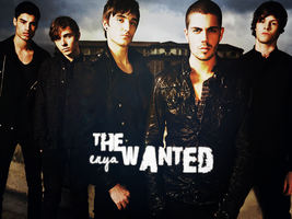 The Wanted. by xCOLOURz