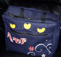 Prussia Bag front by ChaosGal