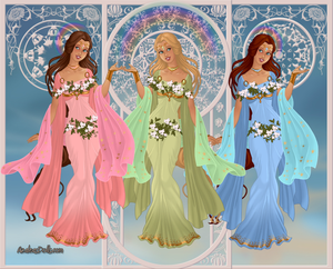 GoddessMaker: the Graces (Charities)