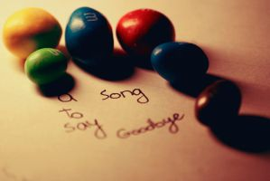 A song to say GoodBye by MoonlessNightGirl