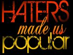 HATERS by CHRYSSANTHEMUMS