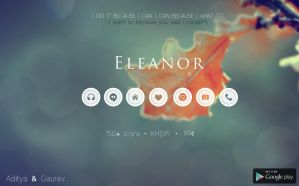 Eleanor Icons by aditya2611
