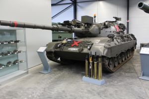 Leopard 1 A2 A1 by Liam2010