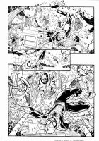 Spiderman 1 inks by andrearsandbabs