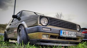 Golf 2 gold by BorkoH
