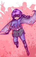 Hitgirl by Mister15to1
