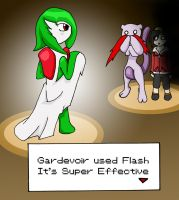 Flash Attack by Drawing-24-7