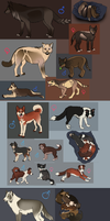 Spring Pup Event Dump by xRuffian