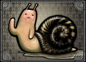 That Snail Guy by ADDICT-Se