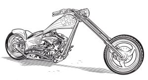 American Chopper by EJJS