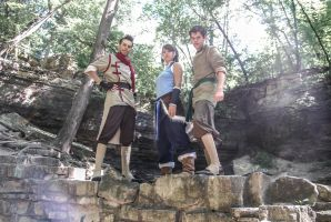 Legend of Korra Wilderness - Team Photo 1 by Confidenceman047