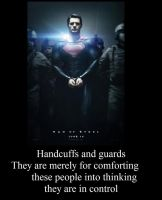 My reaction to this image for Man of Steel by Kamon72