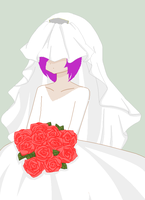 Wedding gown by Ask-VioxShadow