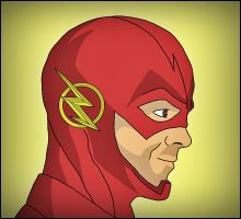 The Flash by DraganD