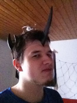 Dem Horns n Ears, m8 by Spyling