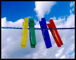 Colorful buckles. by kas666