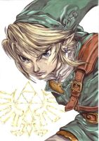 Link (Promarkers) by Thestickibear