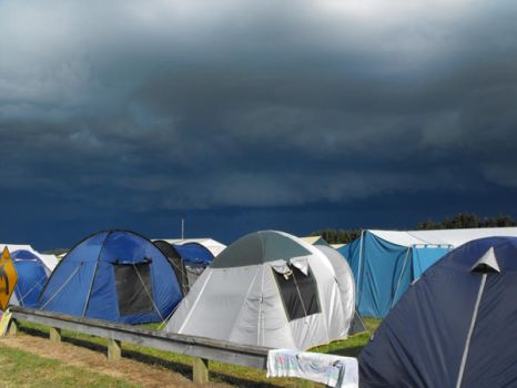 Tent City by Obey-the-soapbubble