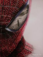 The Amazing Spider-Man by im-sorry-thx-all-bye